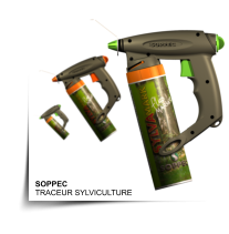 SOPPEC TRACEUR SYLVICULTURE