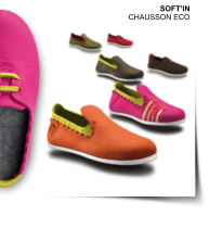 SOFT'IN CHAUSSON ECO