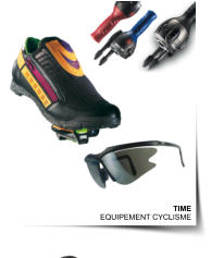 TIME EQUIPEMENT CYCLISME